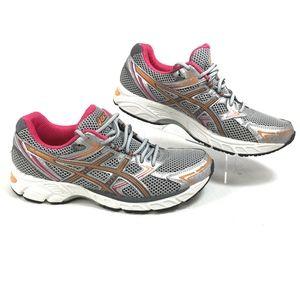 Asics GEL Equation Metallic Silver Running Shoes